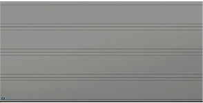 Pro Entry: Garex GX-175-A commercial garage door