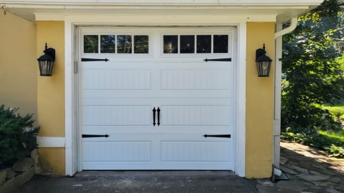 New-garage-door-installation-for-home-in-Toronto-Pro-Entry-Services